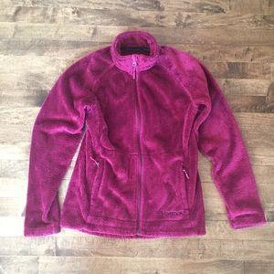 Marmot women's fleece jacket